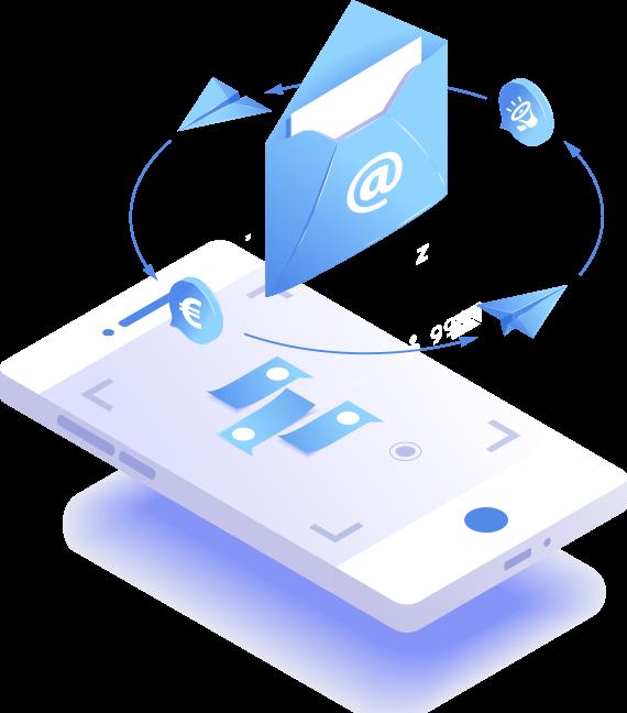 sähköpostimarkkinoinnilla tehostat myyntiä